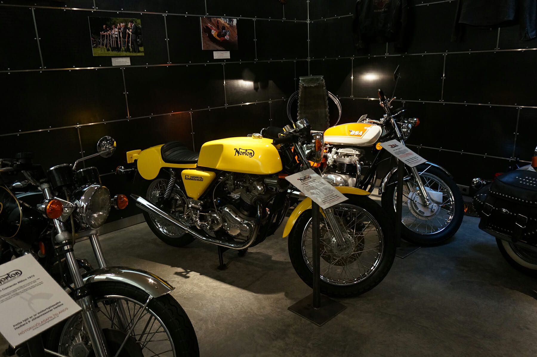 Motorcycle Museum of Iceland