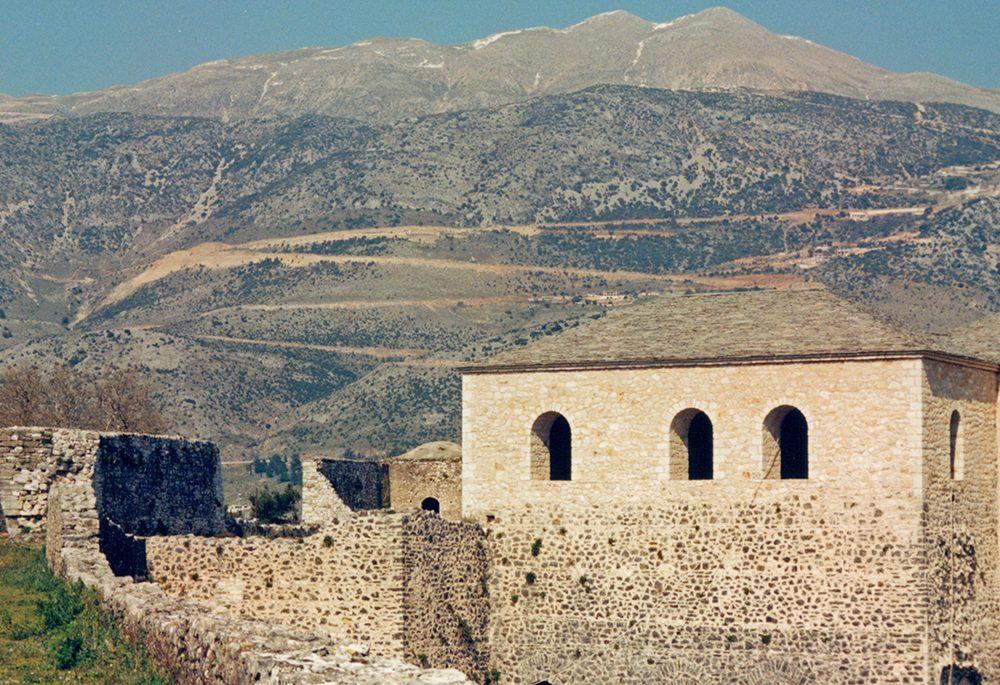 The fortress of Ali Pasha