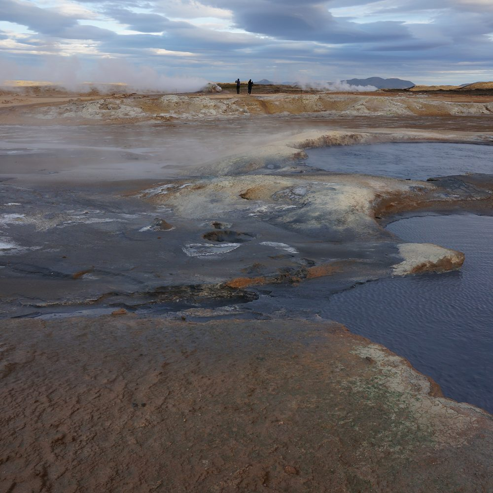 Namafjall geothermal features, Iceland