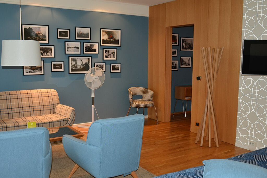 Blue Suite at Hotel Natura