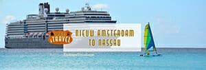 Nieuw Amsterdam to Nassau
