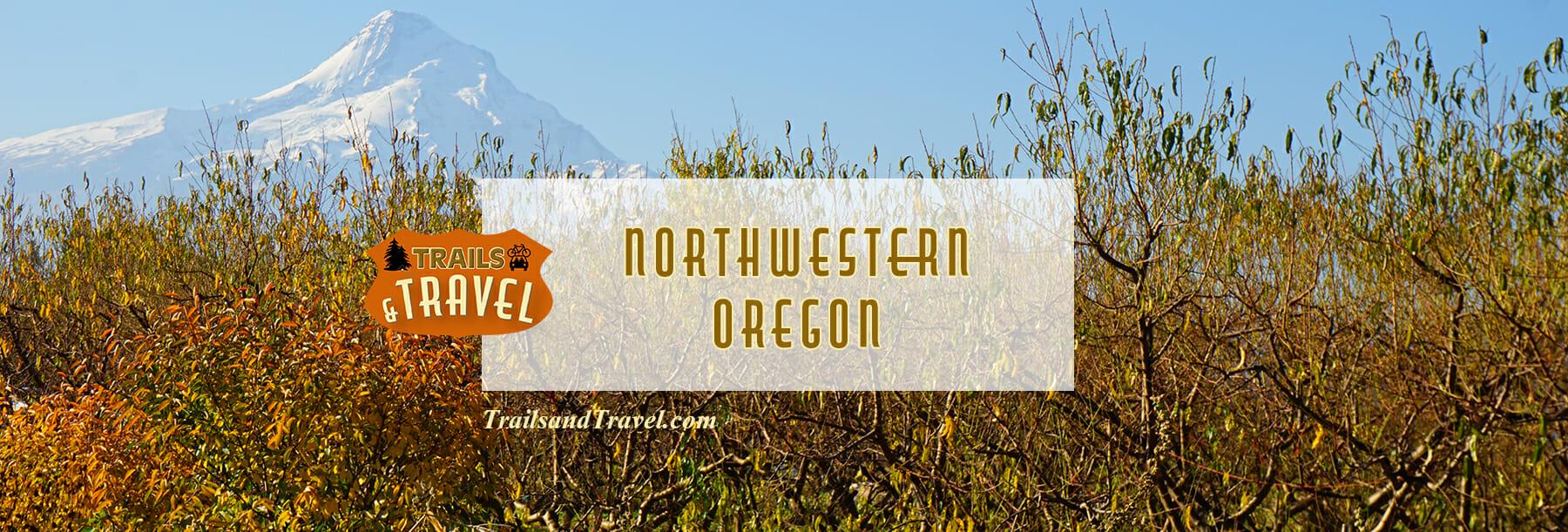 Northwestern Oregon in Fall