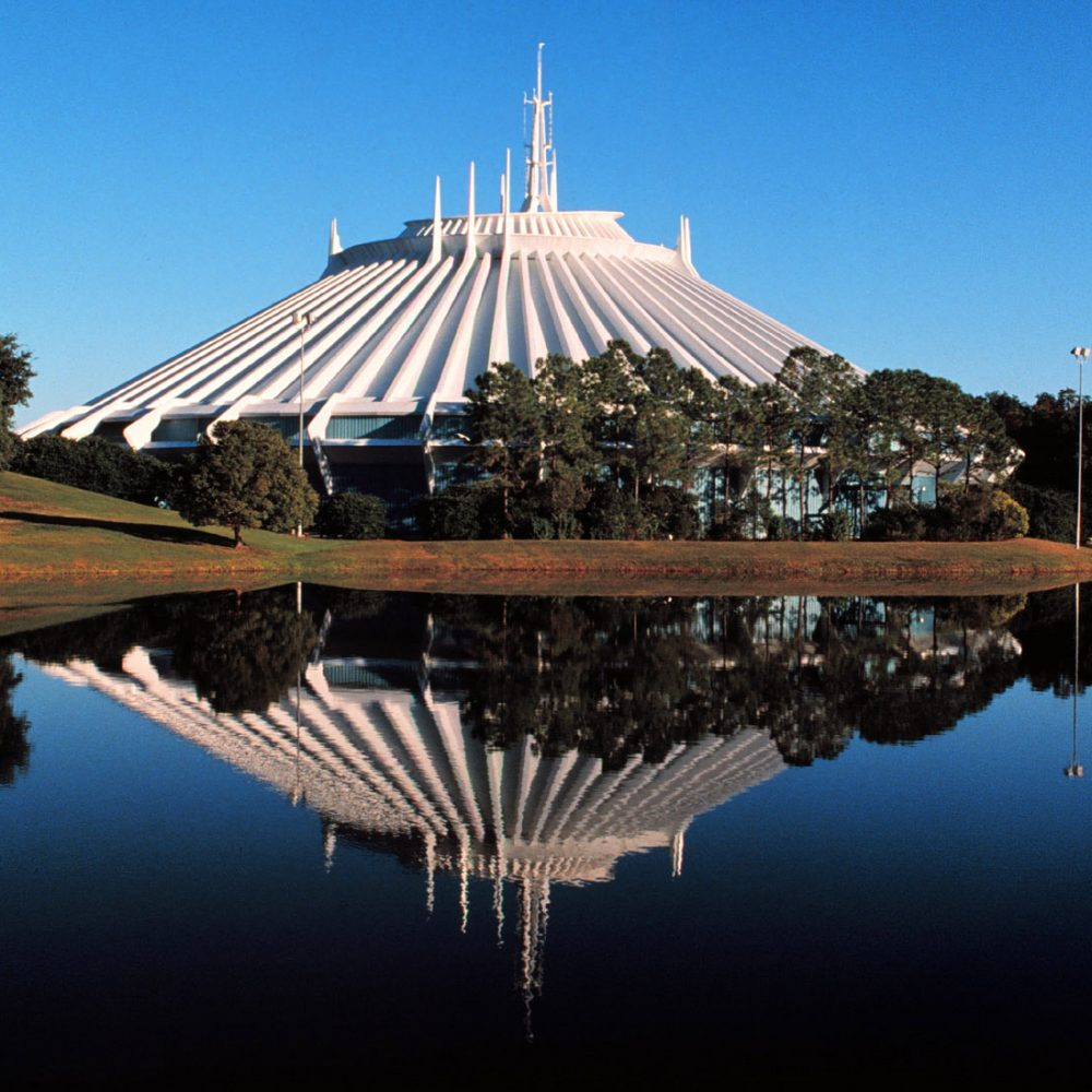 Space Mountain, 1990