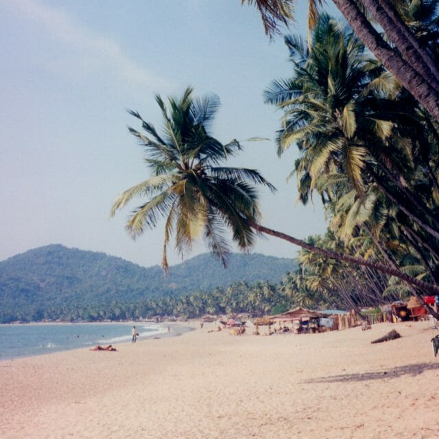 Being, in Palolem