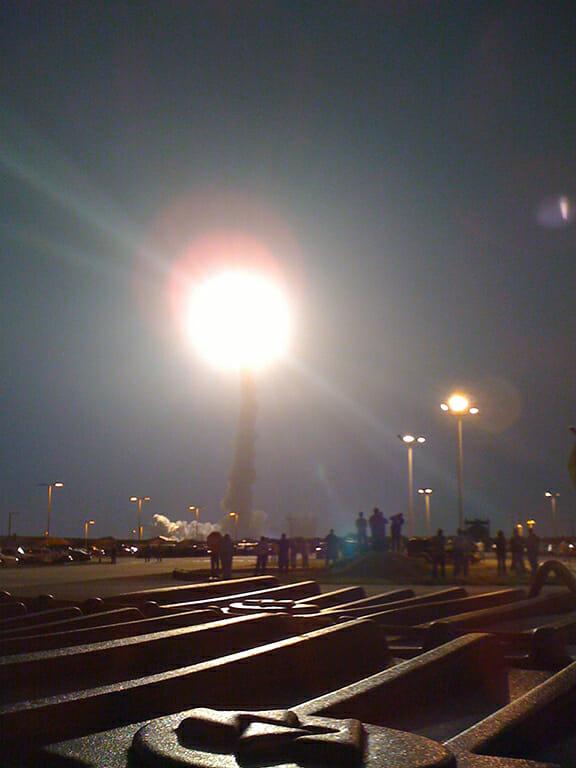 STS-131 launch (John Keatley)