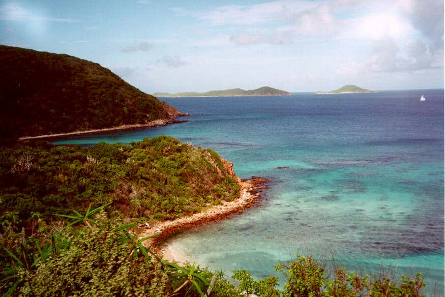 Virgin Gorda North Shore