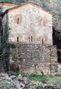 the Monastery of St. Panteleimon