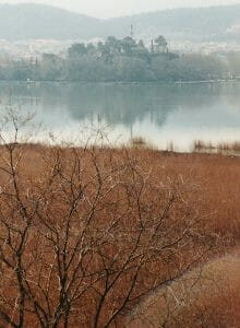 Nisí in Lake Pamvotis