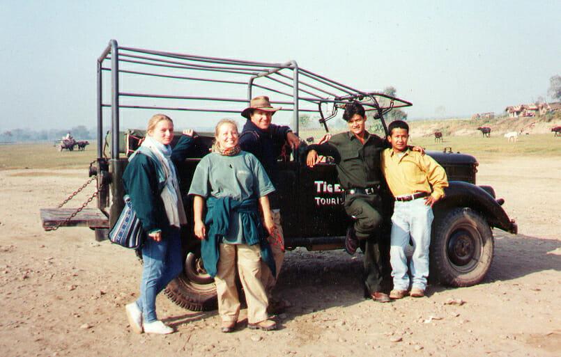 Tiger Camp Nepal