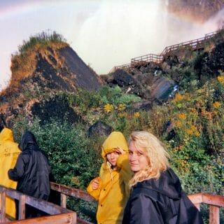 Three Sisters at Niagara Falls
