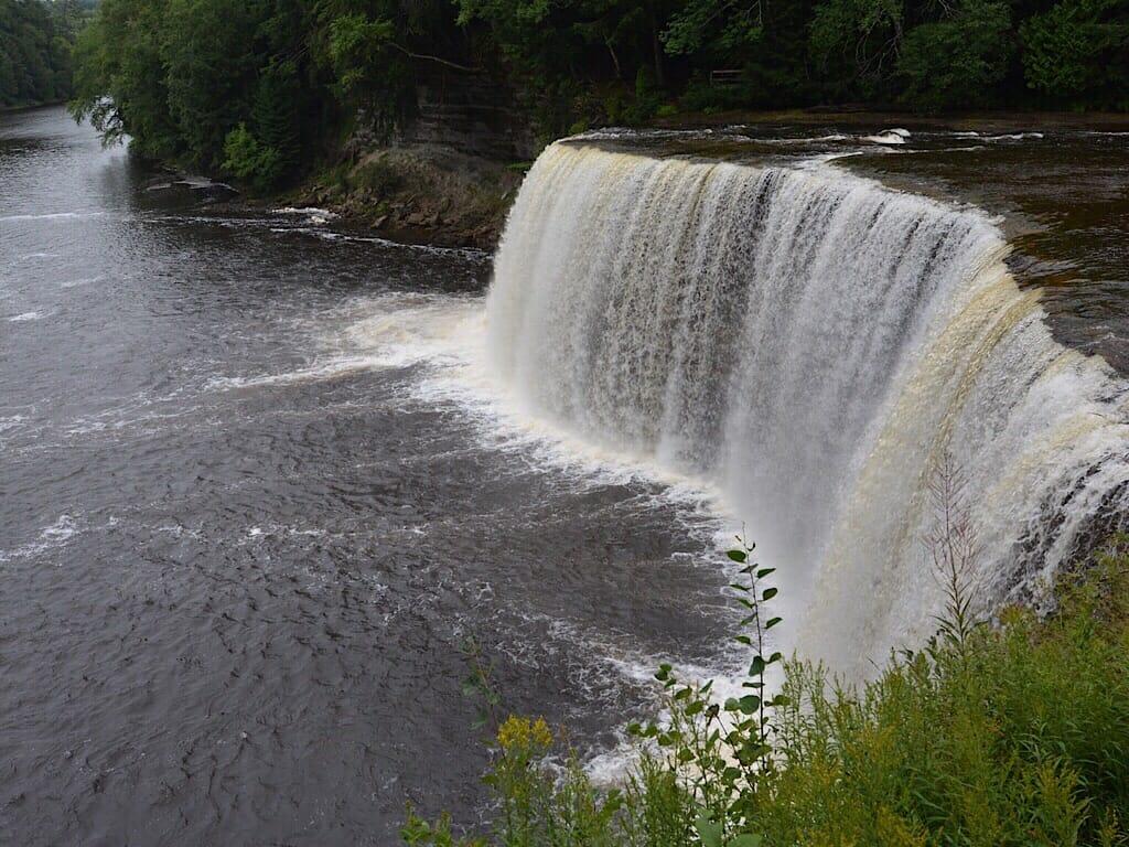 Upper Taquamenon Falls