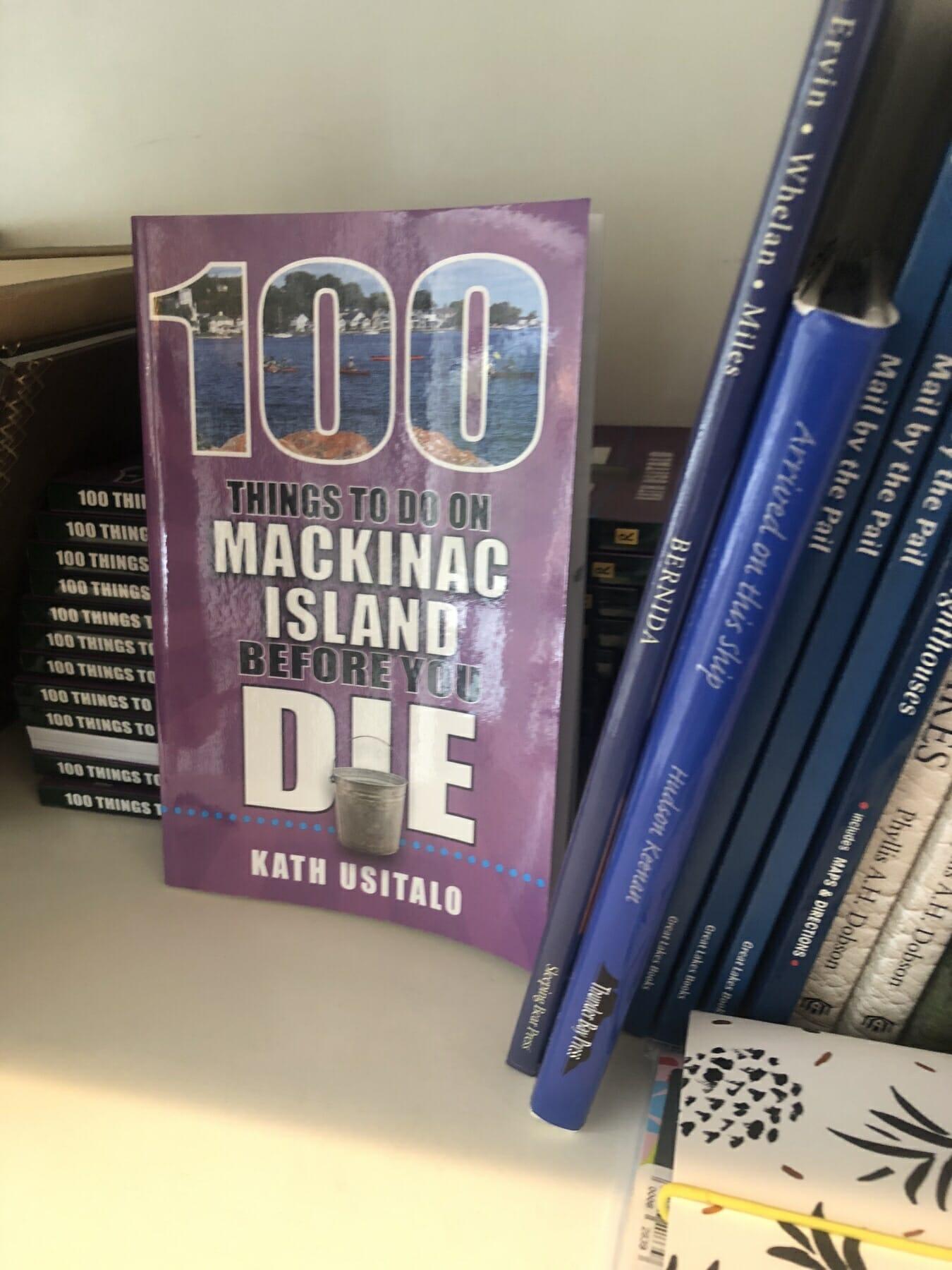 100 Things to do on Mackinac Island