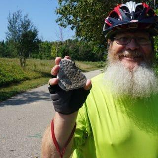 Finding Petoskey Stones