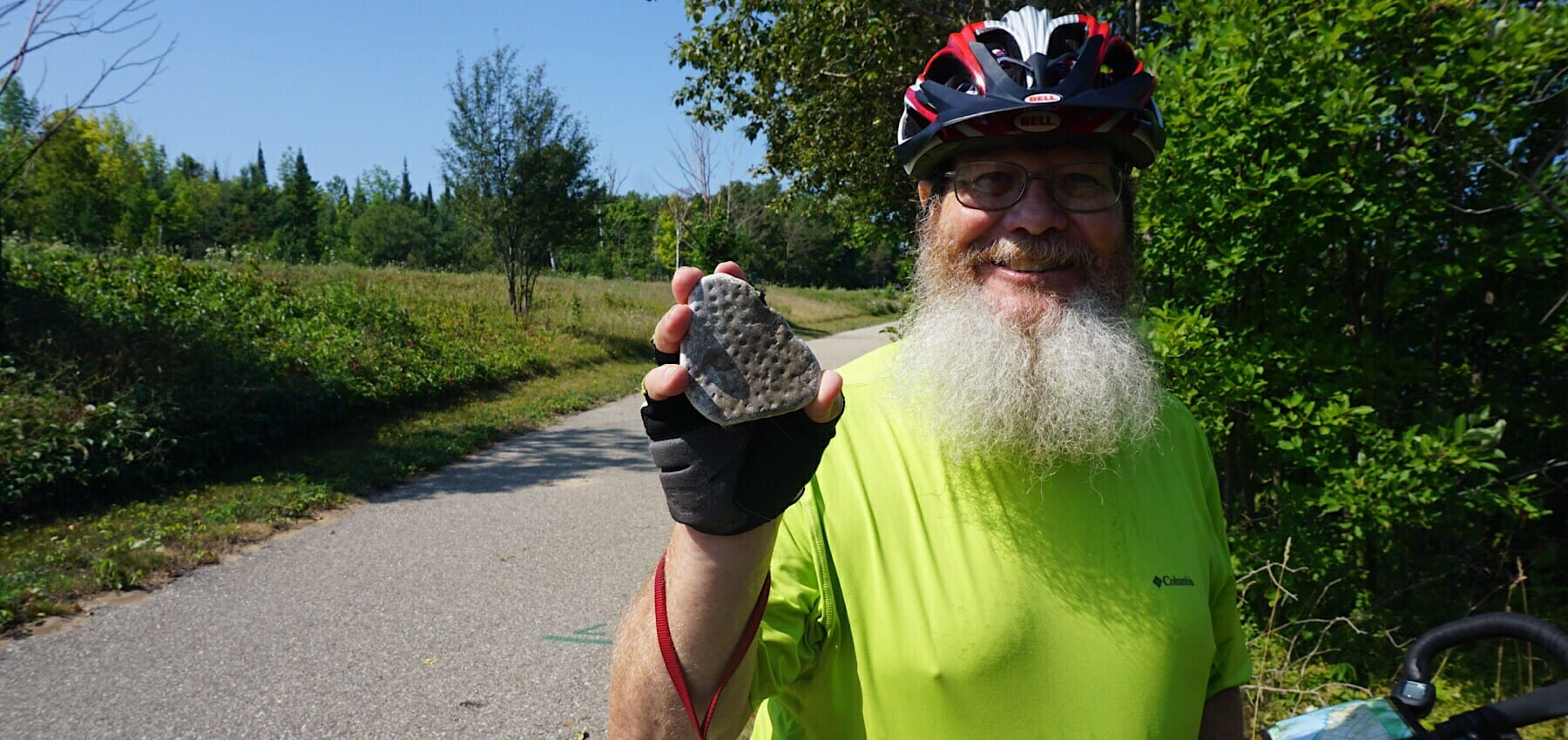 Finding Petoskey Stones