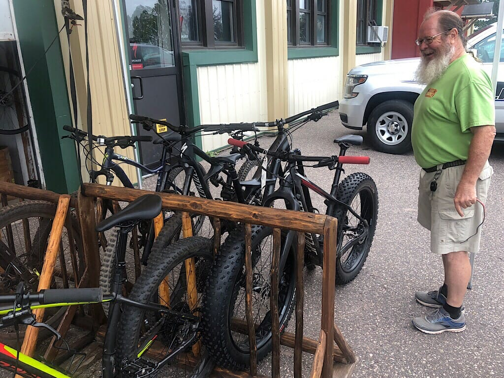 Lakeshore Bikes
