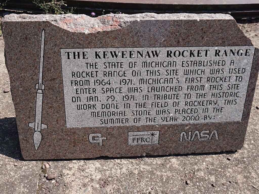 Keweenaw Rocket Range market