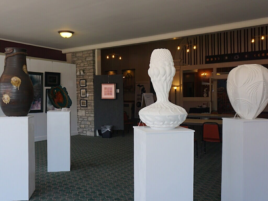 Mission Point Resort theatre