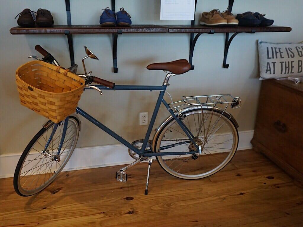 Mission Point Resort bike