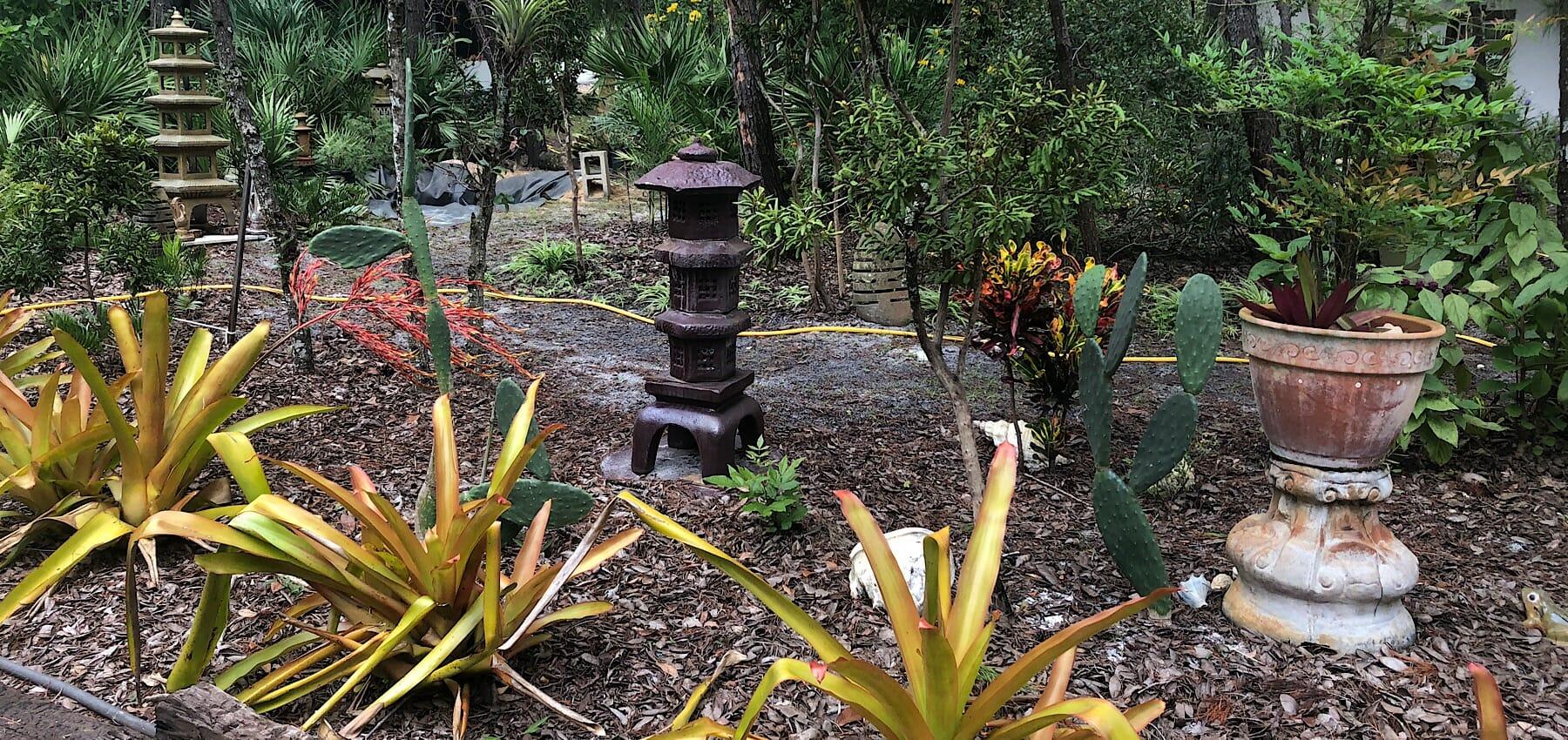 Zen garden White Sands