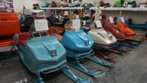1960s snowmobiles