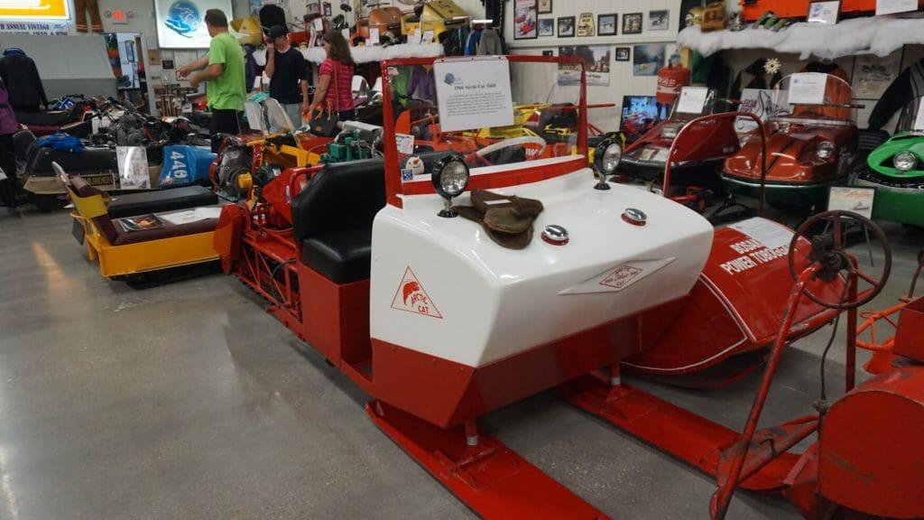 Snowmobile Museum