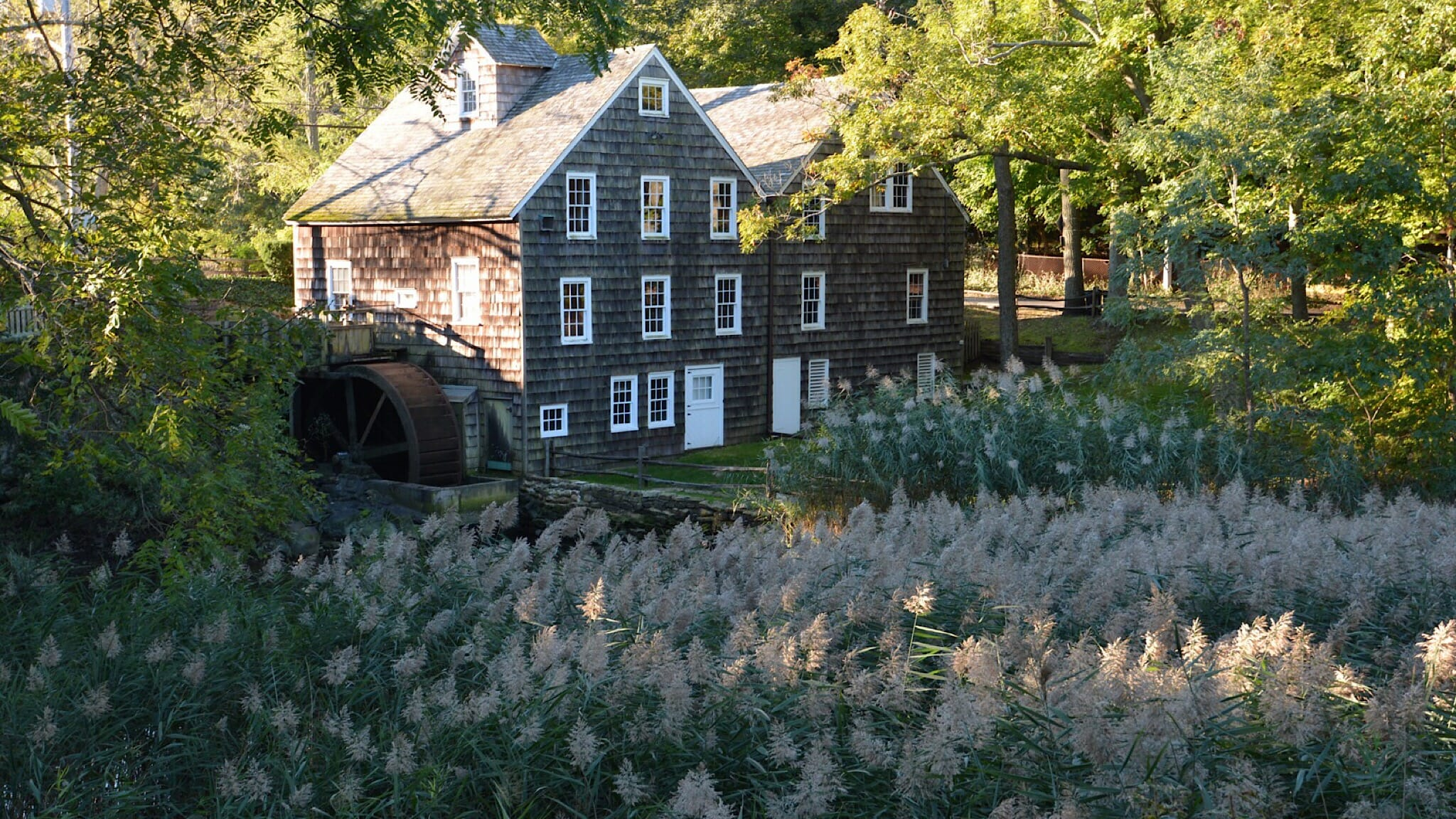 Historic Stony Brook Mill NY