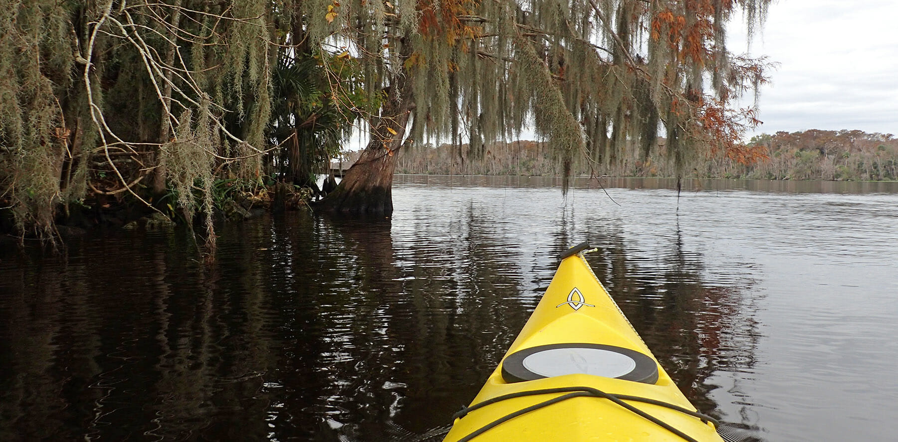 St Johns River paddling
