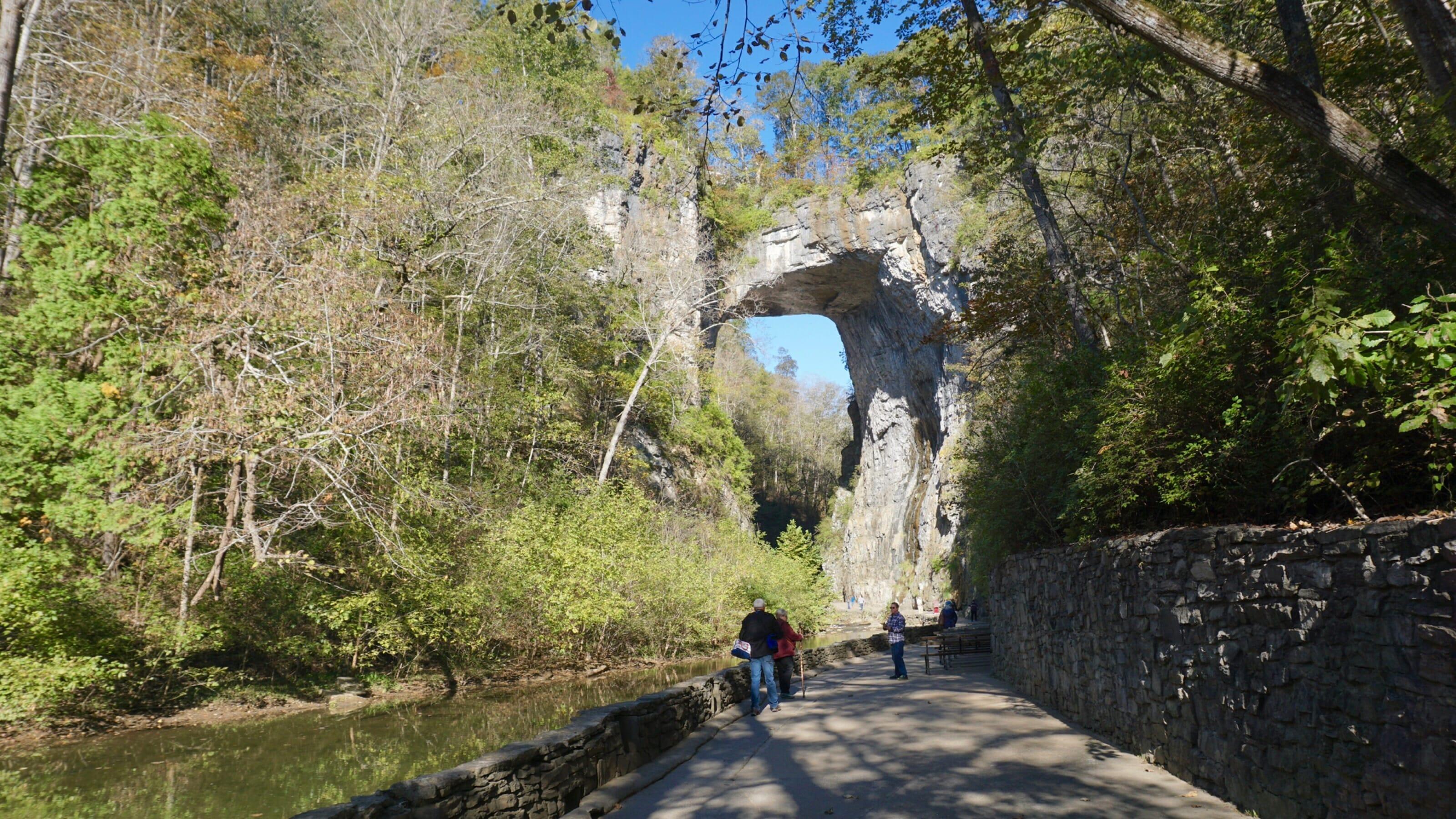 Natural Bridge, Shenandoah Valley