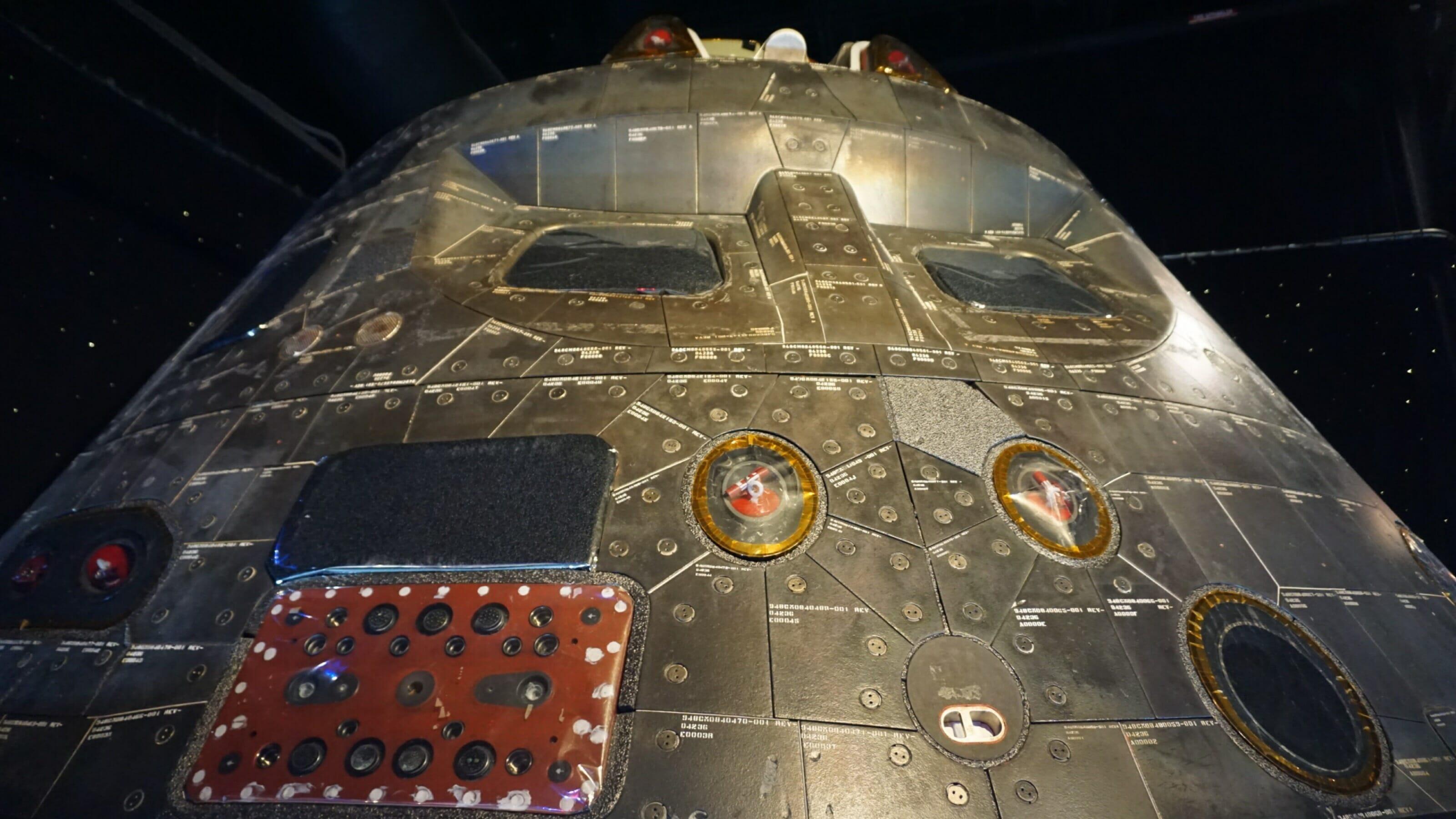 Journeys through Space