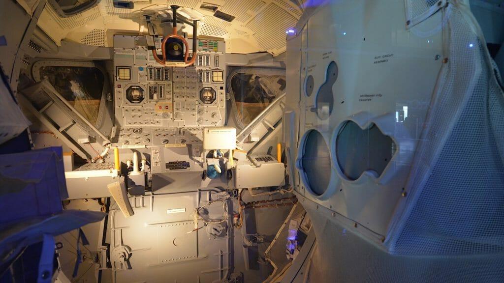 Inside CSM-119