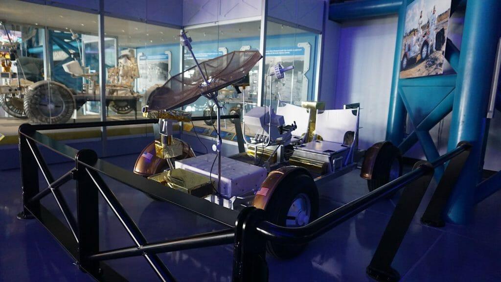 The Lunar Rover collection