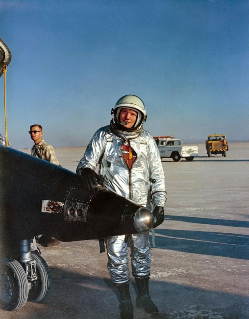 Neil Armstrong test pilot Edwards NASA