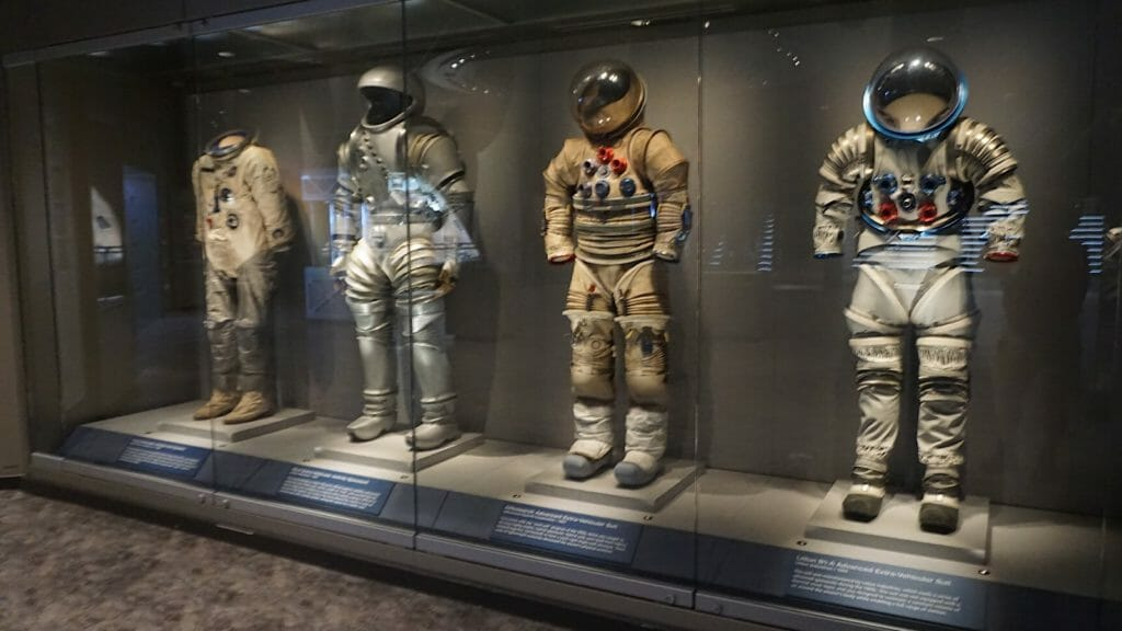Spacesuits Treasures of Apollo