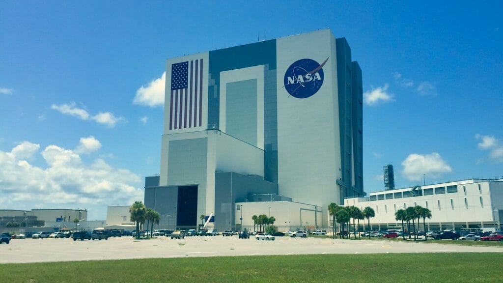 Vehicle Assembly Building at KSC