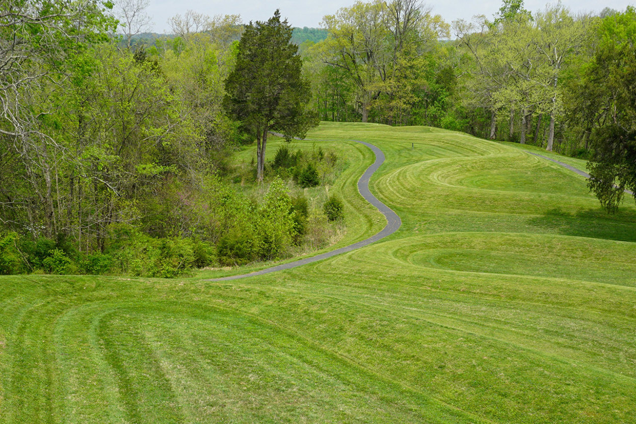 Serpent Mound Ohio